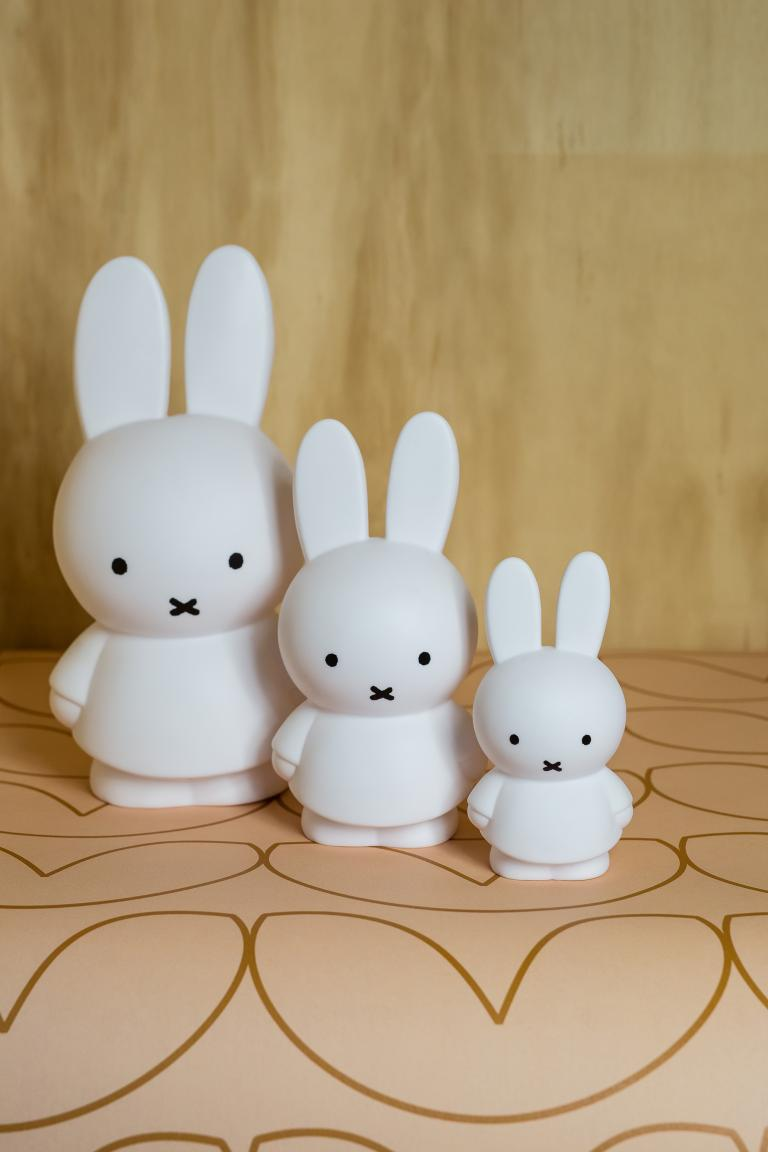 Nijnte Miffy Pure white wit