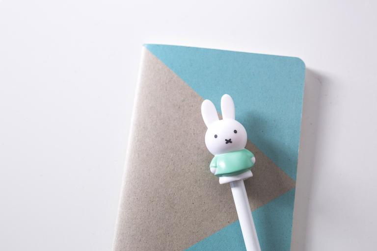 miffy | Soft crayon
