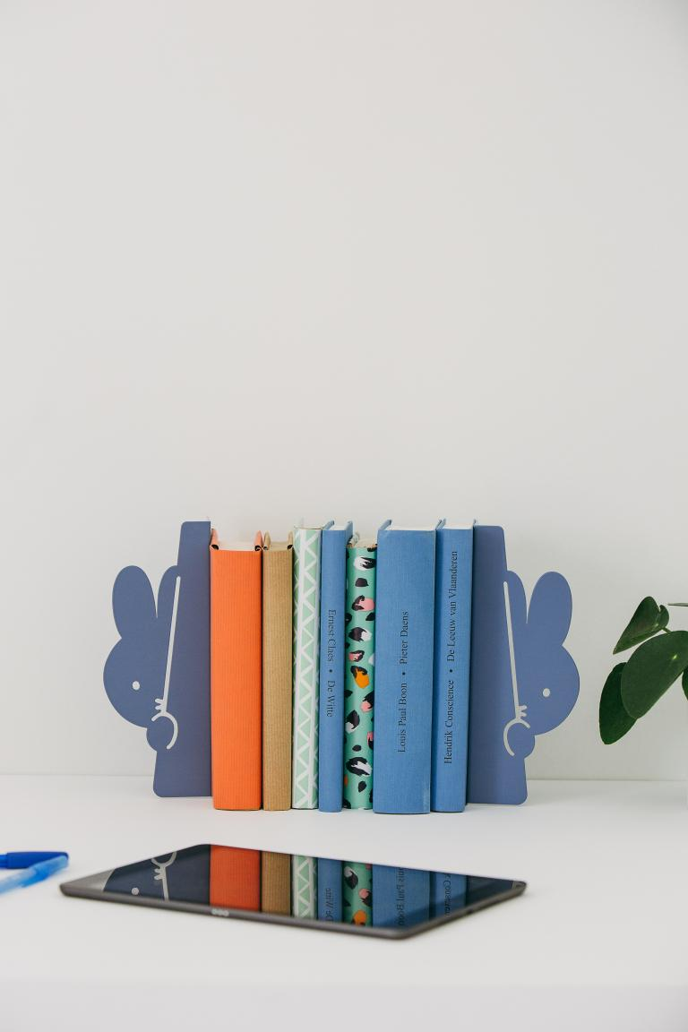 miffy Peek-a-boo I Wave I book end set 2