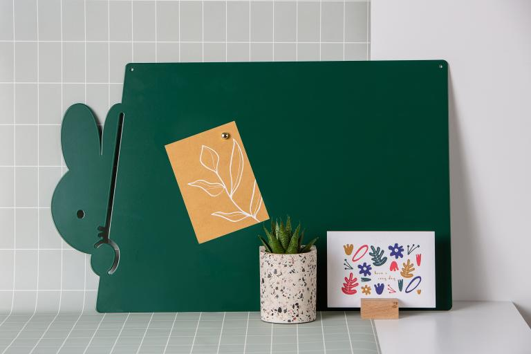 miffy Peek-a-boo I Urban I magnetic board I hanging