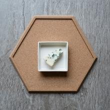 Facet | Cork Tray